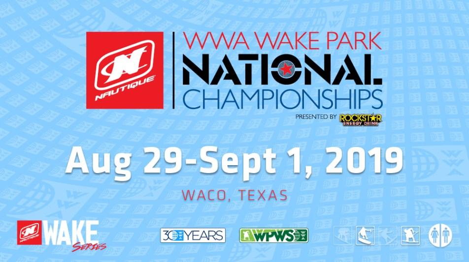 WWA Wake Park National Championship