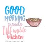 Good Morning Granola