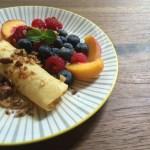 wylde kitchen vegan pancakes