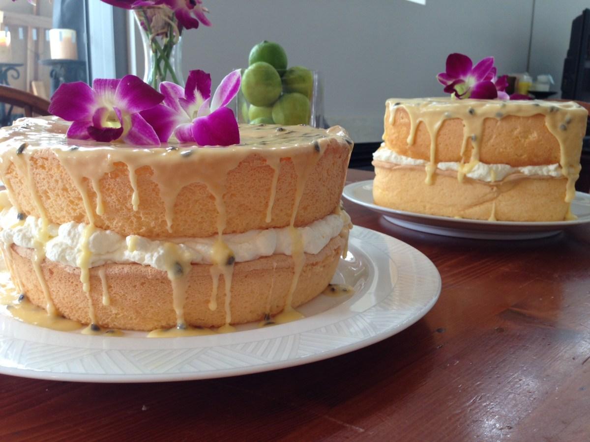 Andrea's Sponge Cake
