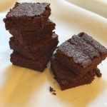 The best vegan chocolate brownie