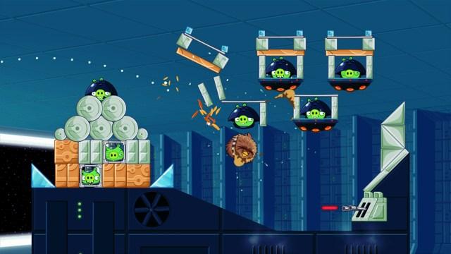 Angry Birds SW Screeny
