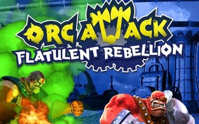 Orc Attack Flatculent Rebellion header