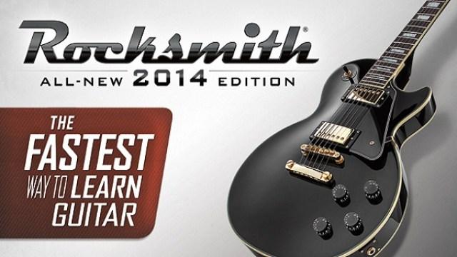 Rocksmith 2014 Edition header