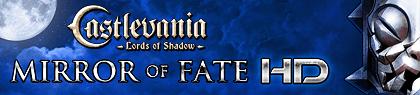 castlevania header