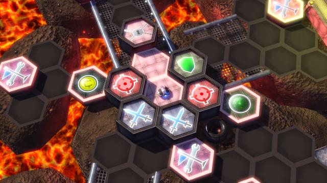 hex exploration