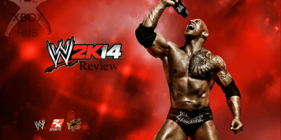 WWE 2K14 Review Header