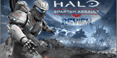 Halo Review Header