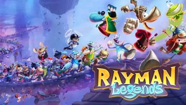 rayman legends header