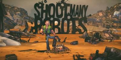 shoot many robots header