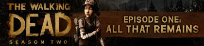 the walking dead season 2 banner
