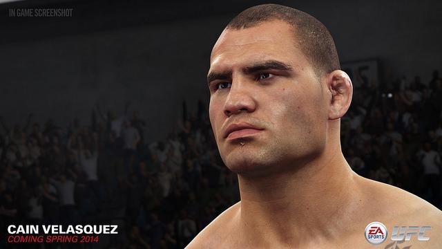 UFC Cain