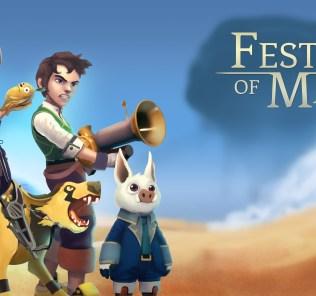 festival of magic header
