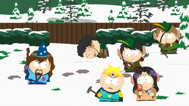 south park snow pic