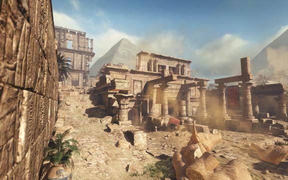 COD Ghosts_Invasion_Pharaoh Environment_1401376205