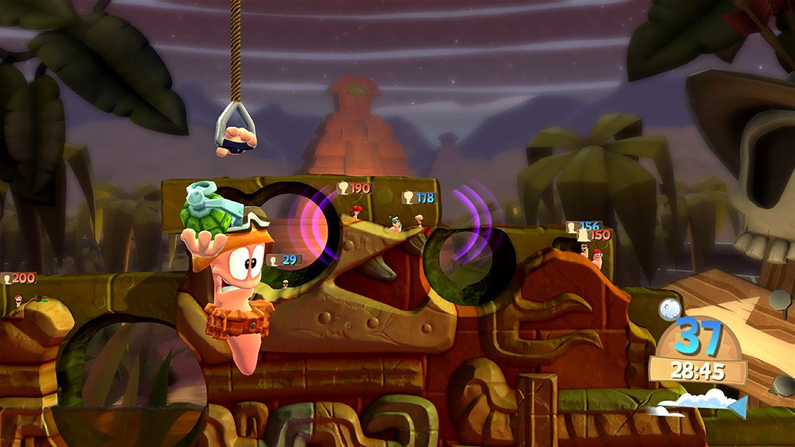 worms battlegrounds now free on xbox one via games with gold
