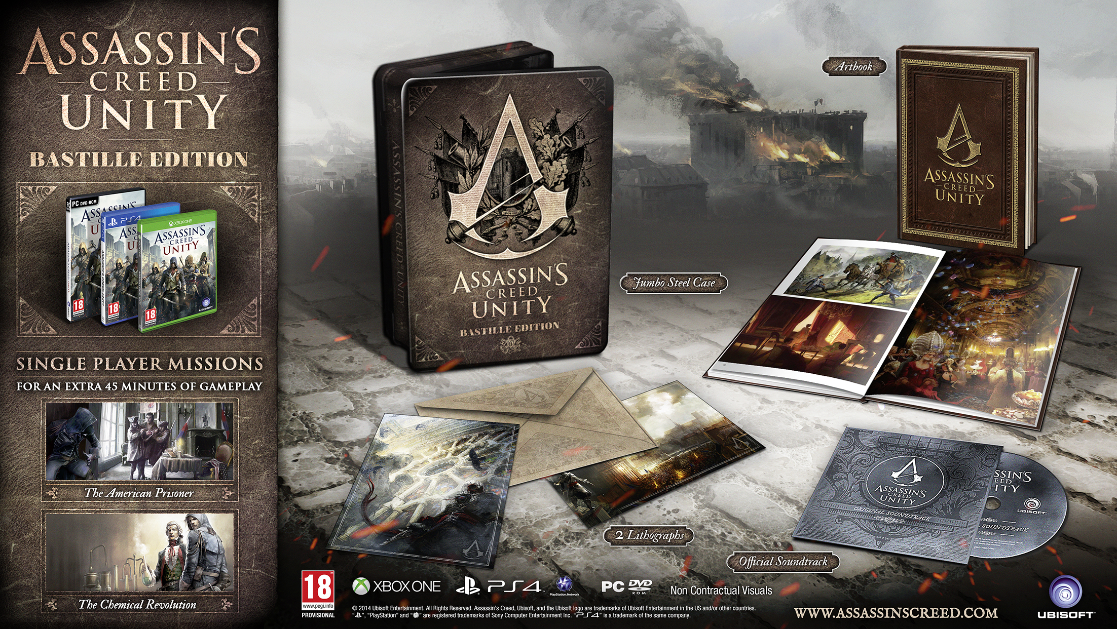 assassins creed syndicate special edition ps4 review