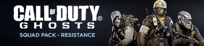 ghosts squad resistance
