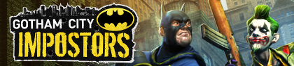 gotham city imposters banner