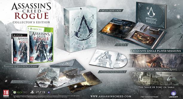 ac rogue collectores edition