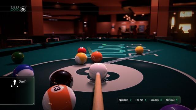 Pure Pool Xbox One screenshot (3)