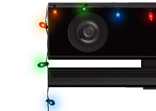 xbox one kinect pic xmas