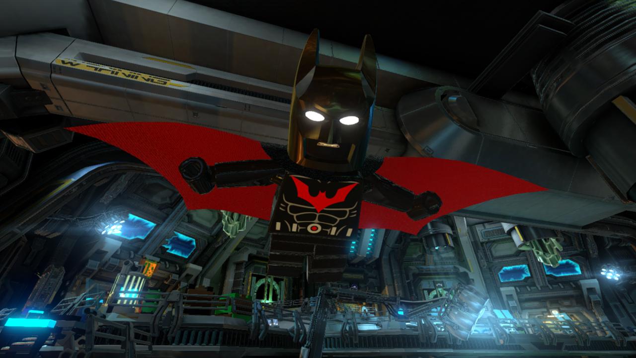 Lego Batman 3 Beyond Gotham Gets A Batman Of The Future Character Dlc Pack Thexboxhub