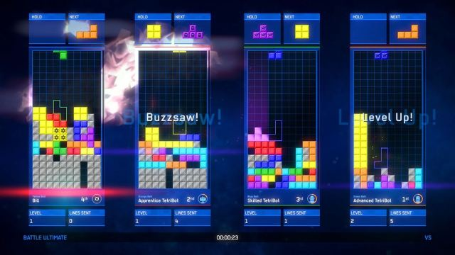 tetris ultimate pic 1