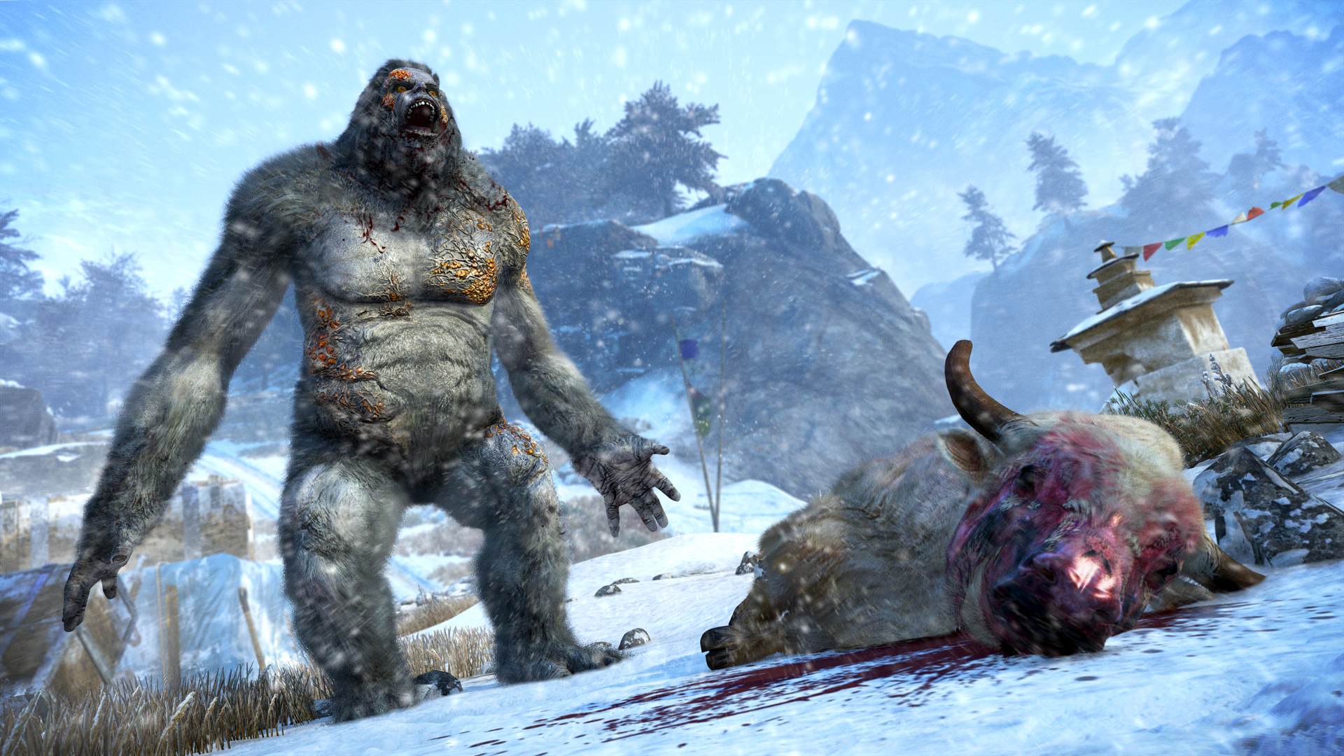 Far Cry 4 Valley Of The Yetis Dlc Available Now On Xbox Thexboxhub