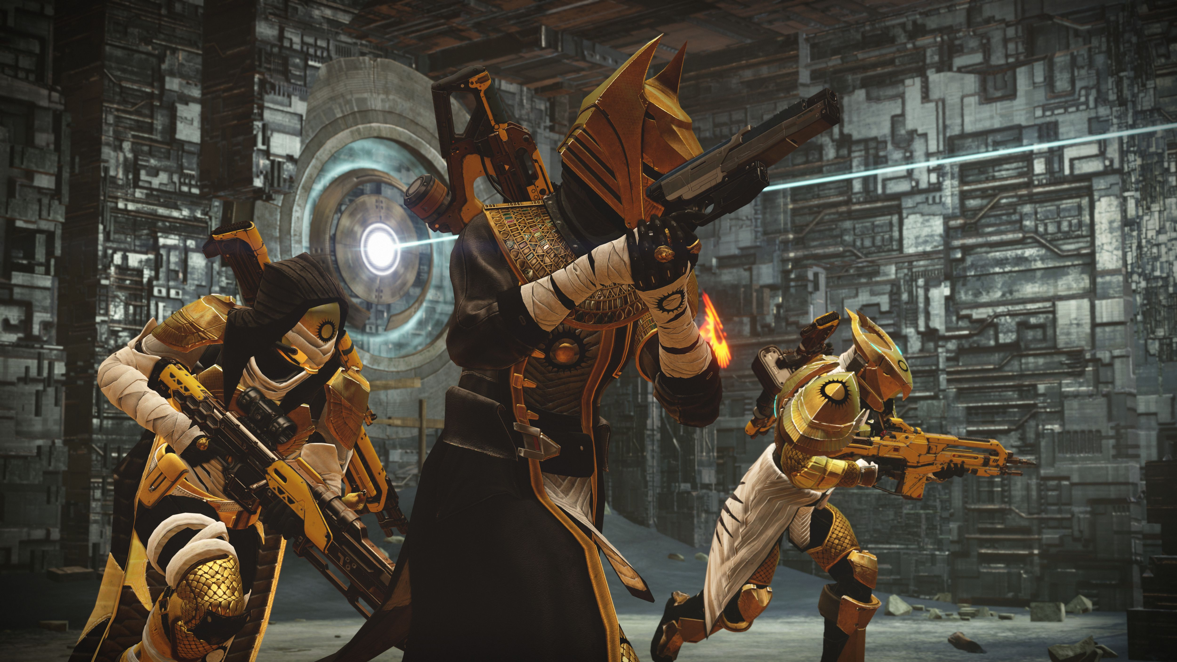 Destiny's Age of Triumph Update Offers a Myriad of Rewards