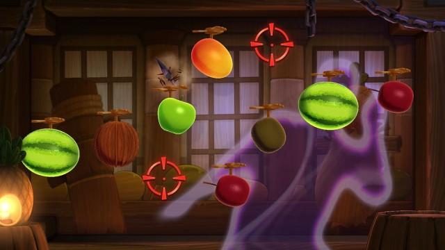 fruit ninja dodge game