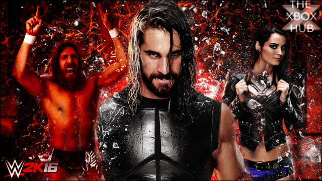 WWE 2k16 Roster Pic 2