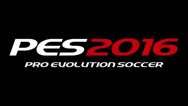 pes 2016 black logo