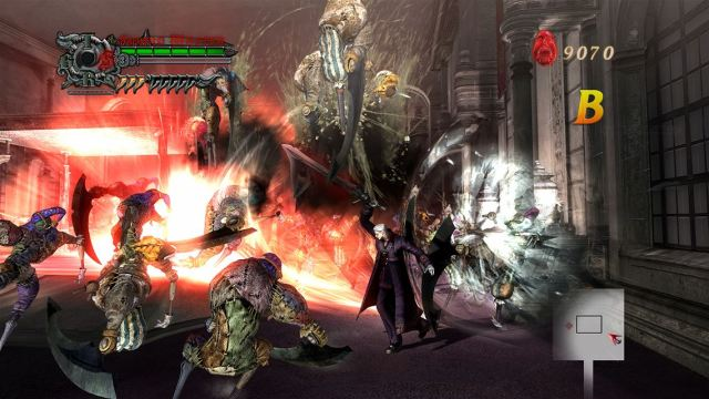 devil may cry 4 review slash