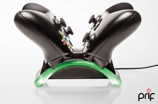 prif helix 1 xbox charger