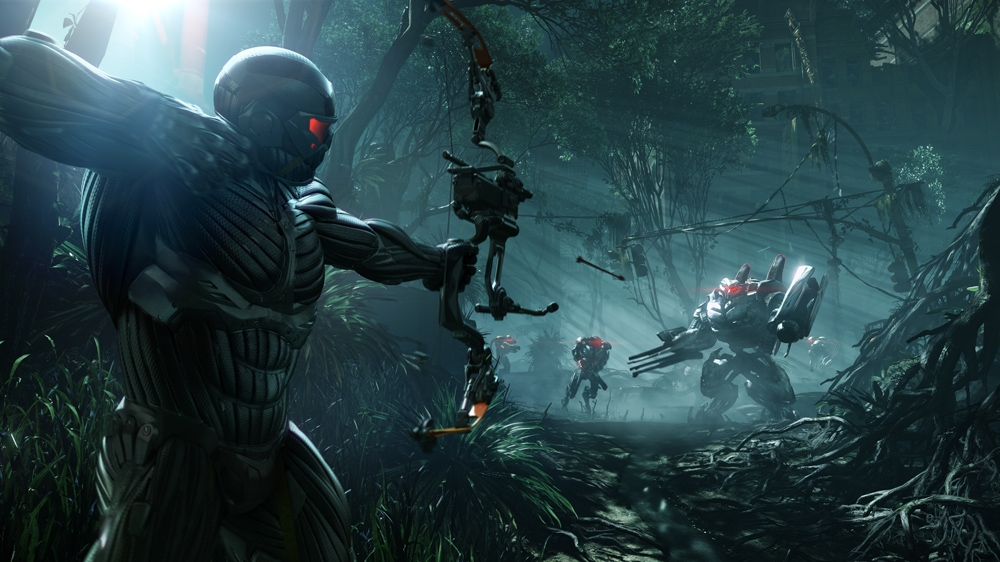 Download Crysis 3 for free now on Xbox 360 | TheXboxHub