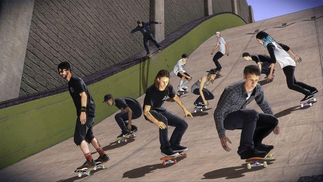 tony hawk pro skater 5 pic 1