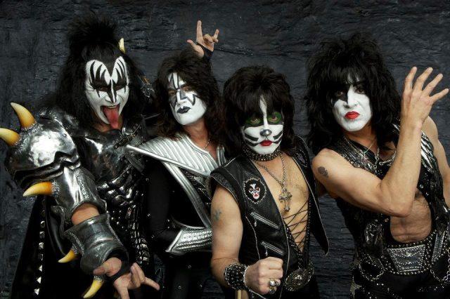 老牌金屬樂團 KISS 最終巡演可以創收2億美元!?