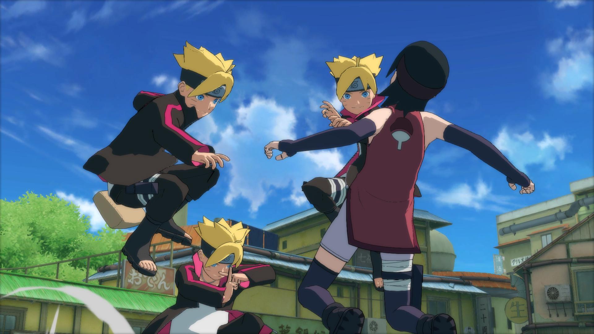 Naruto Shippuden Ultimate Ninja Storm 4 DLC and Season Pass detailed