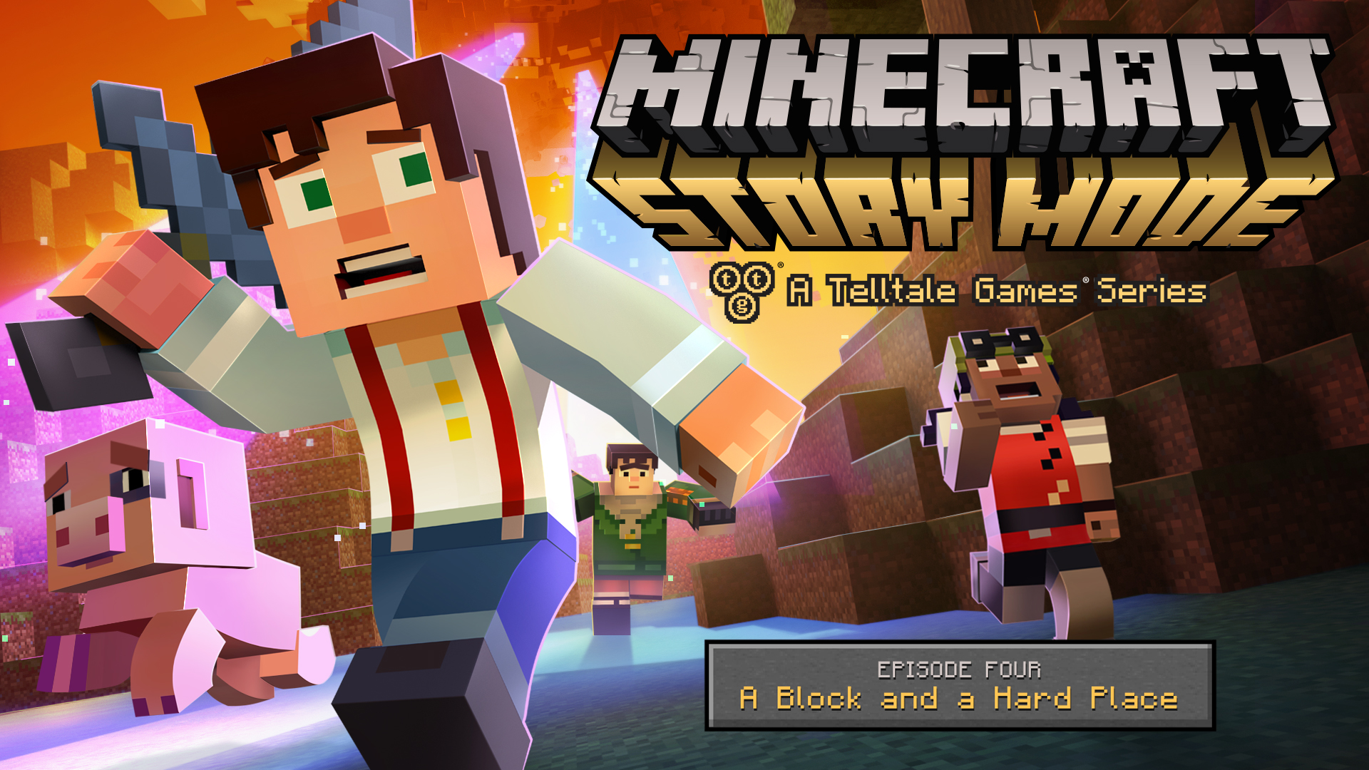 Minecraft Story Mode Episode 4 Release Date Details Thexboxhub