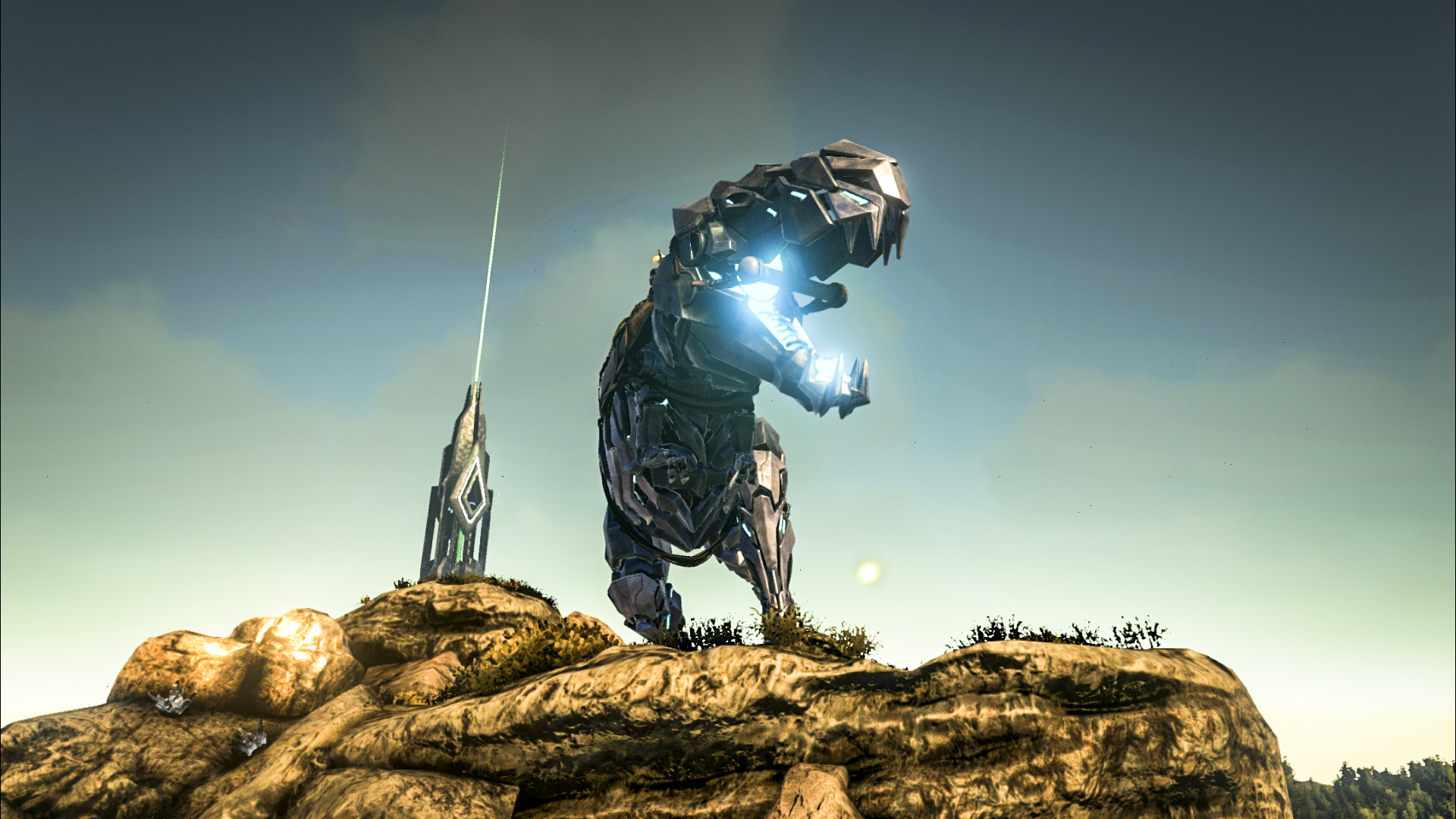 Ark Survival Evolved Xbox One Preview Thexboxhub