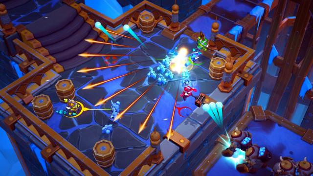Super Dungeon Bros Screenshot 1