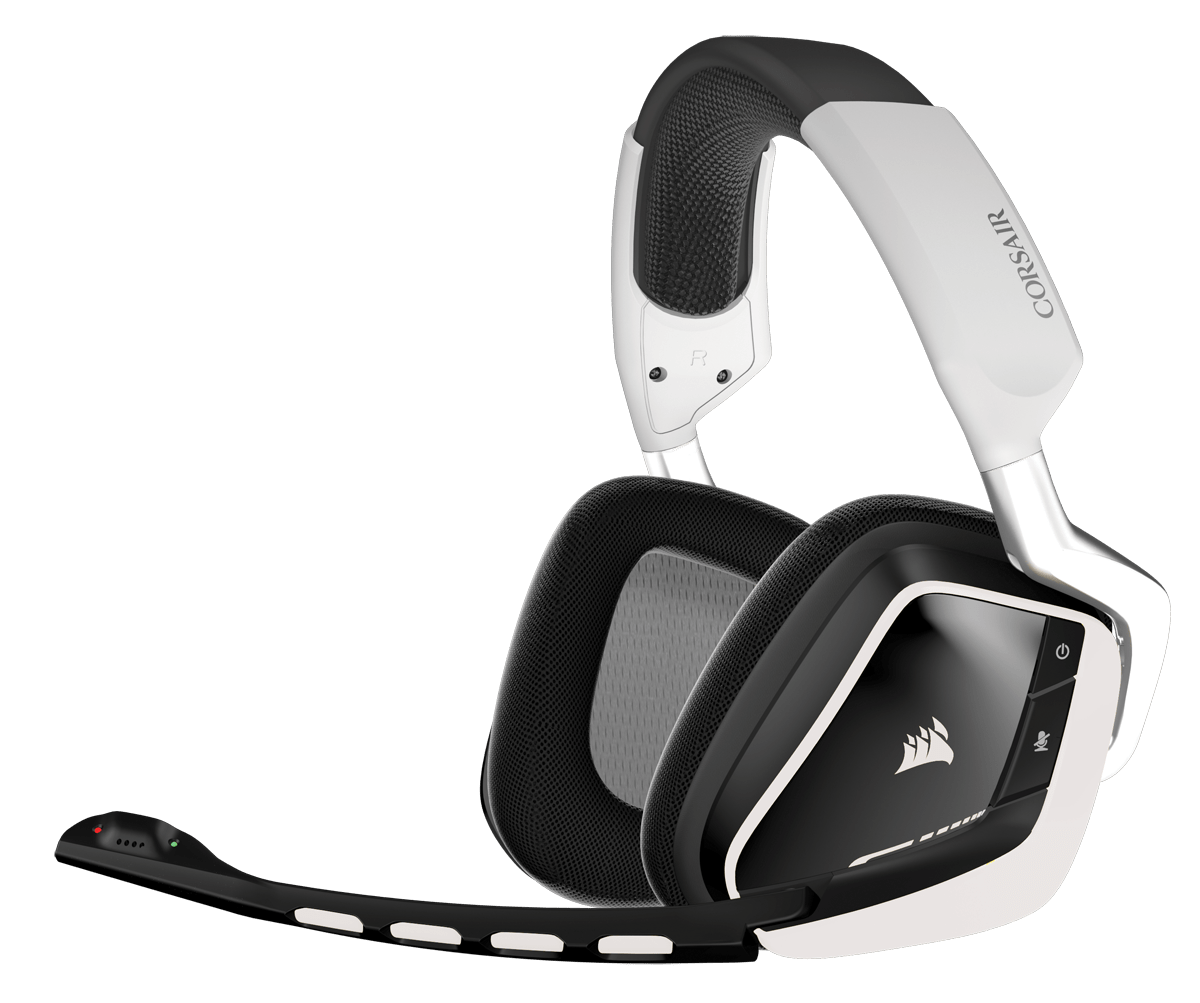 ab08e2753a0 But that's not all Corsair have announced today, for the VOID Wireless 7.1  RGB Gaming Headset in white also arrives. Coming complete with full Dolby  ...
