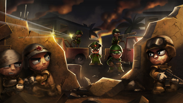 Tiny Troopers Joint Ops Detailed And Dated For Xbox One