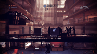Deadlight Directors Cut Survival Arena Interactive Defences Screenshot 2