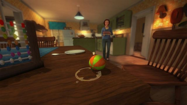 Among the Sleep sees you play out proceedings as a two year old child – how  the hell can that be classed as a psychological horror!?