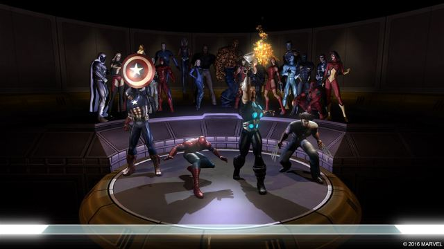 Marvel Ultimate Alliance available now on Xbox One in three flavours