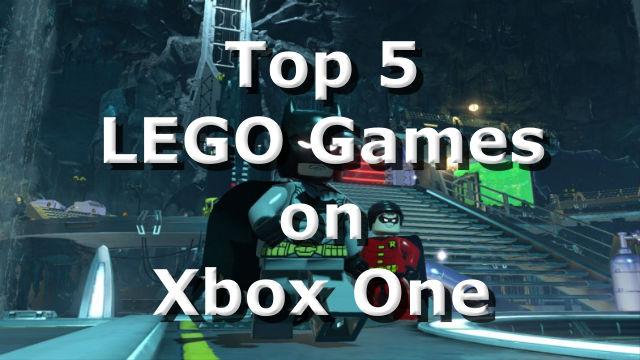 top 5 lego