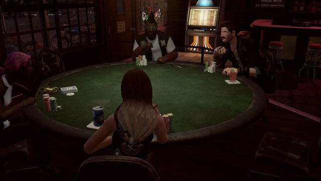 prom poker