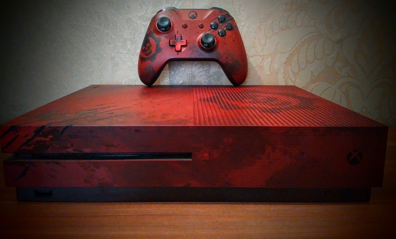 Xbox One S - Gears of War 4 Limited Edition 2TB Console